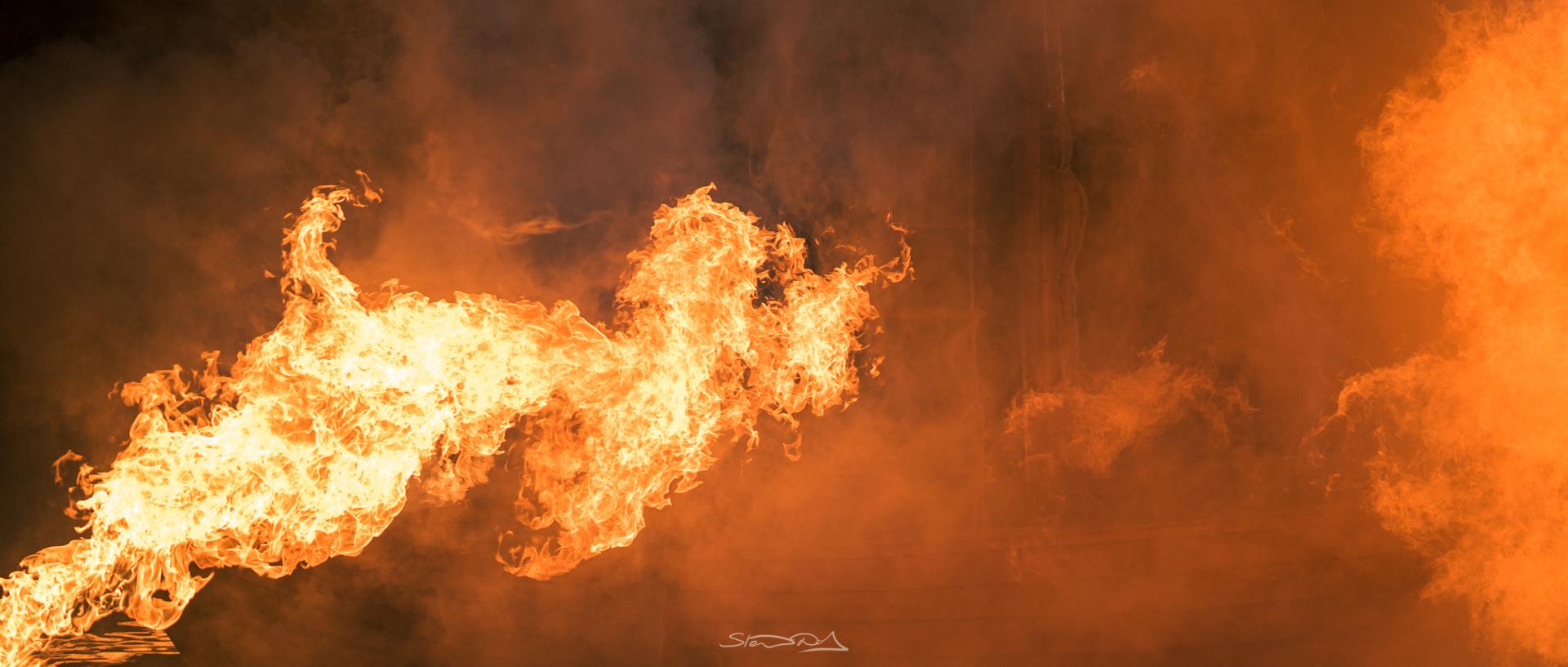Fire Cannon
