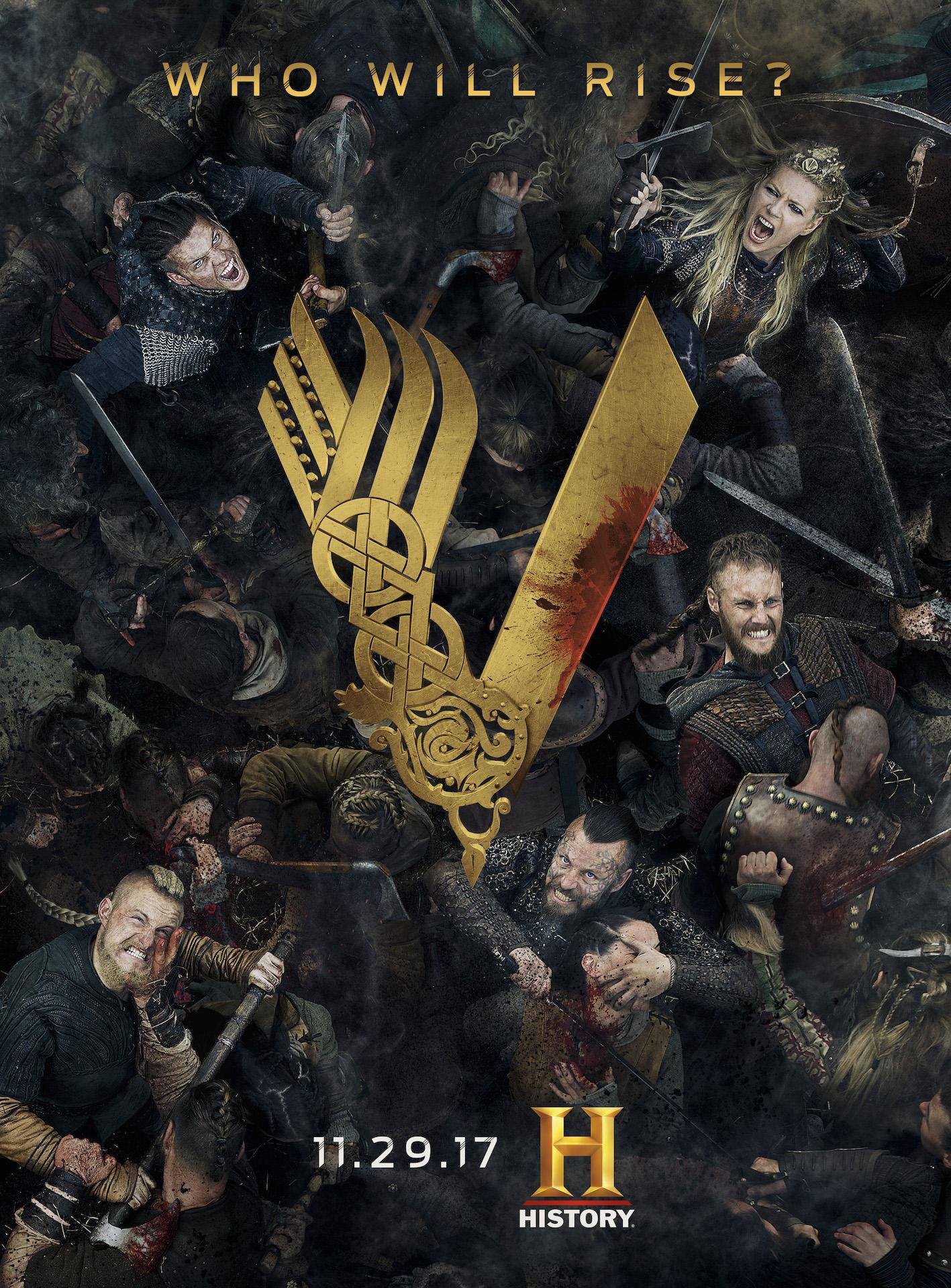 Vikings 5A keyart